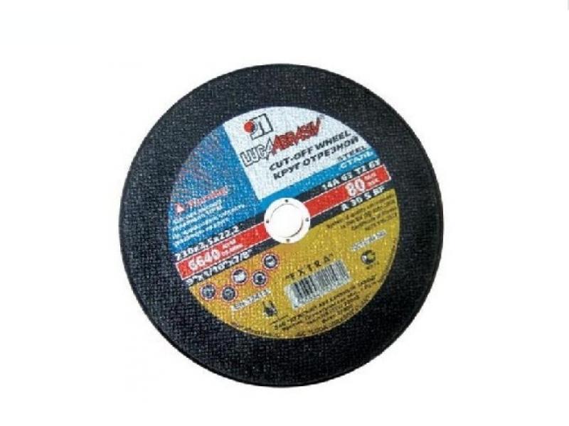 Disc 230*2.5*22.23 A30 S BF 80 2 ex metal Luga ( 25 buc/pac )