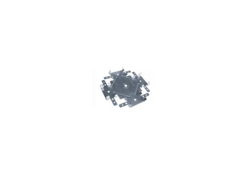 Conector dublu transversal p/u profile CD 60*27 ( 72bucsau 50/cut )