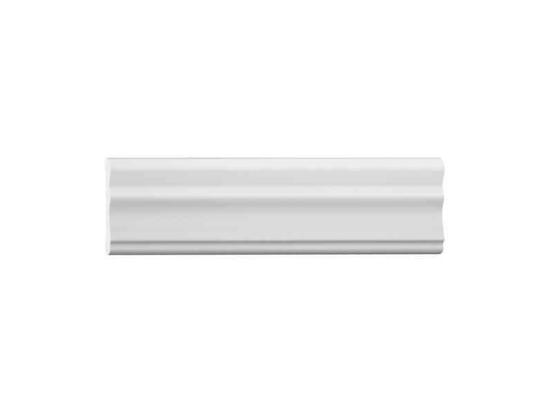 Ancandrament PVC alb 2.2 m