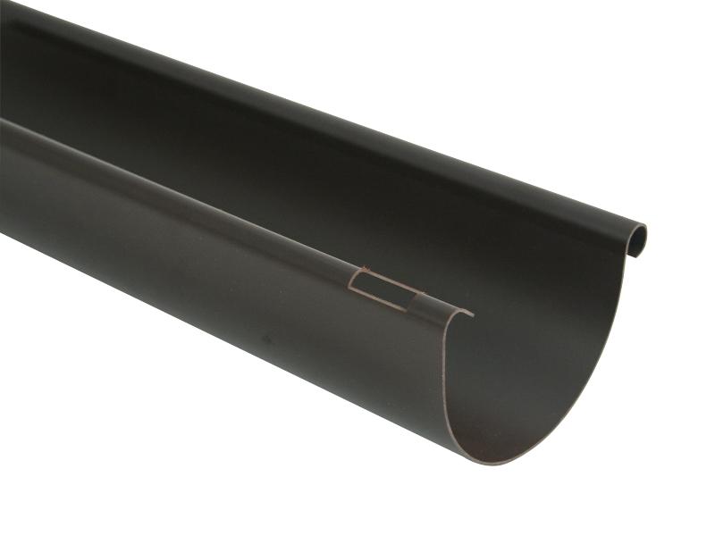 Jgheab Marley 125 / 3m brun