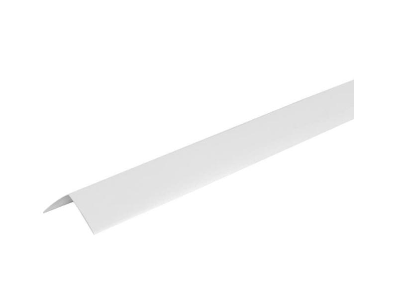 Colt p/u tapete PVC 2.7 m alb 30*30