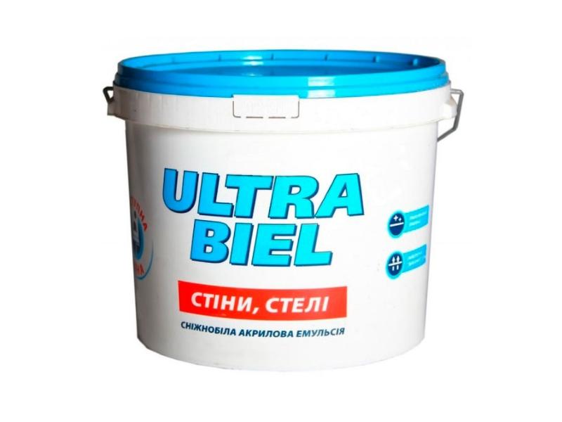 Ultra Biel Sniezka 3 kg