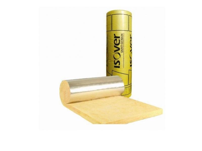 Vata min. Isover Rio Aluminium λ42 100 mm / 9 m2 (1.2m*7.5m)
