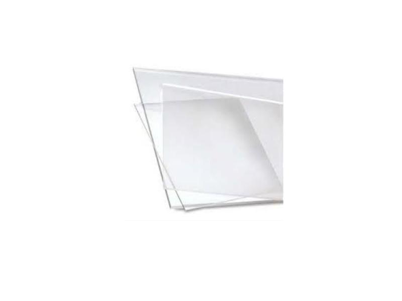 Polystyrol lisa klar interior 5.0 mm 0.5m*1.0m