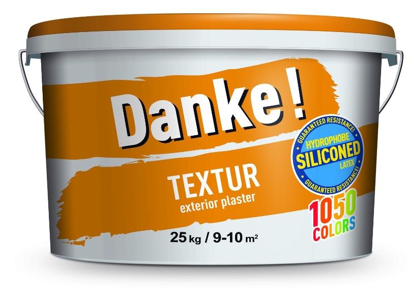 Tinc Danke Textur New Baza alb 25 kg