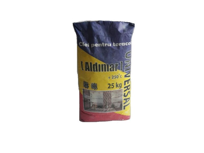 Aldimar Universal adeziv p/u teracota 25 kg ( 1 pal=60 sac)