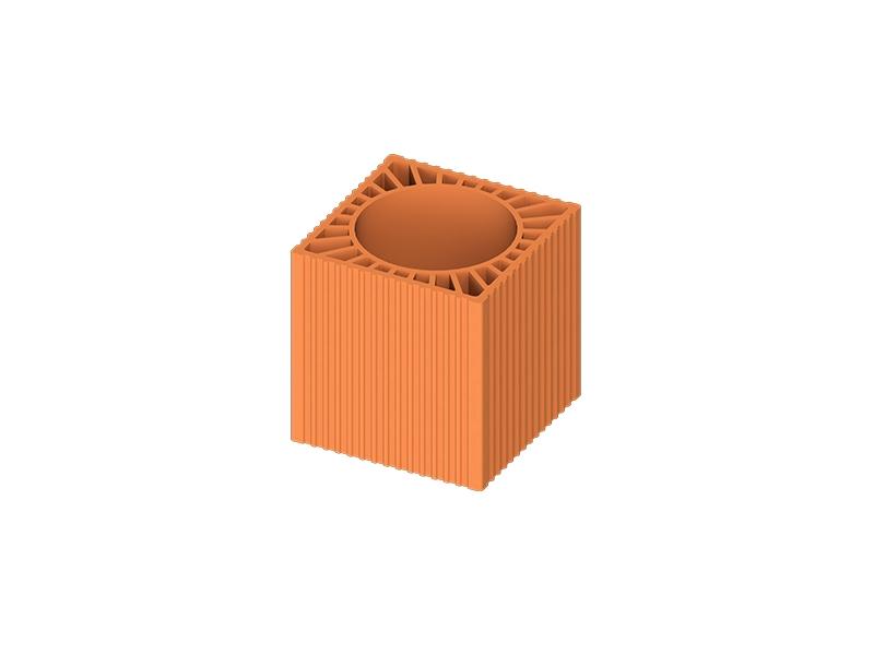 Canal de ventilare D 170 240*240*238 ( 100 buc/pal ), 1 buc=8,3 kg