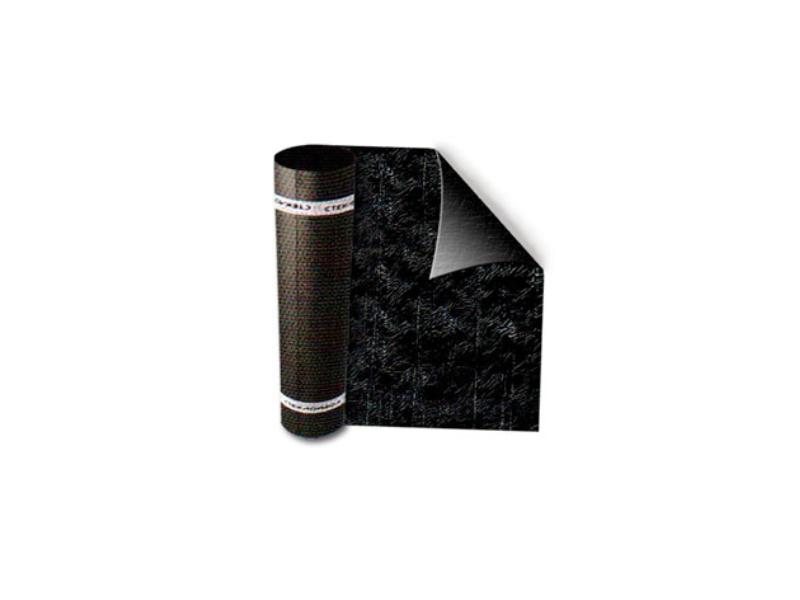 Stecloizol ХПП 10m*1m ( fara granule ) stecloholst