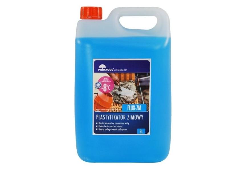 Plastificator antiinghet Flux Zimowy 5L (6L /1m3) t-8*(beton)