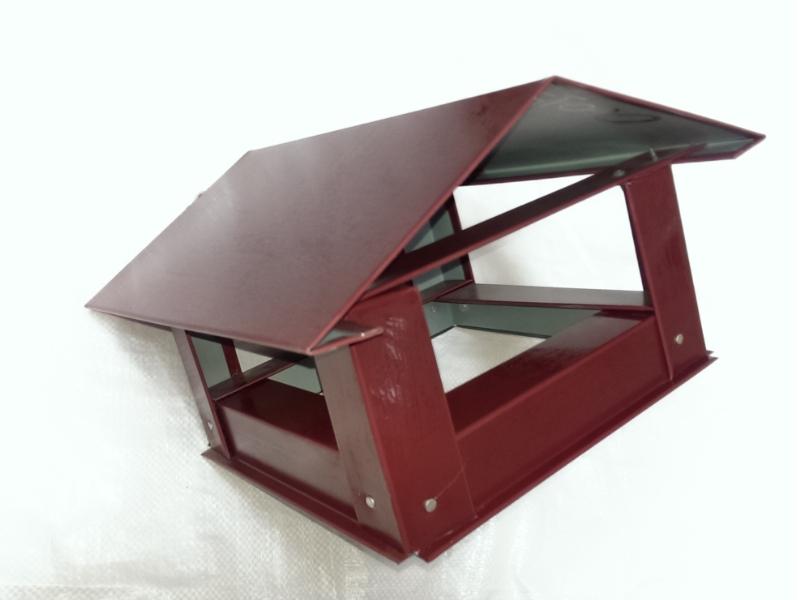 Capac triunghiular mic(d170) - visiniu