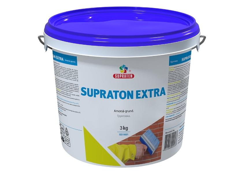Amorsa grund Supraton Extra 3 kg
