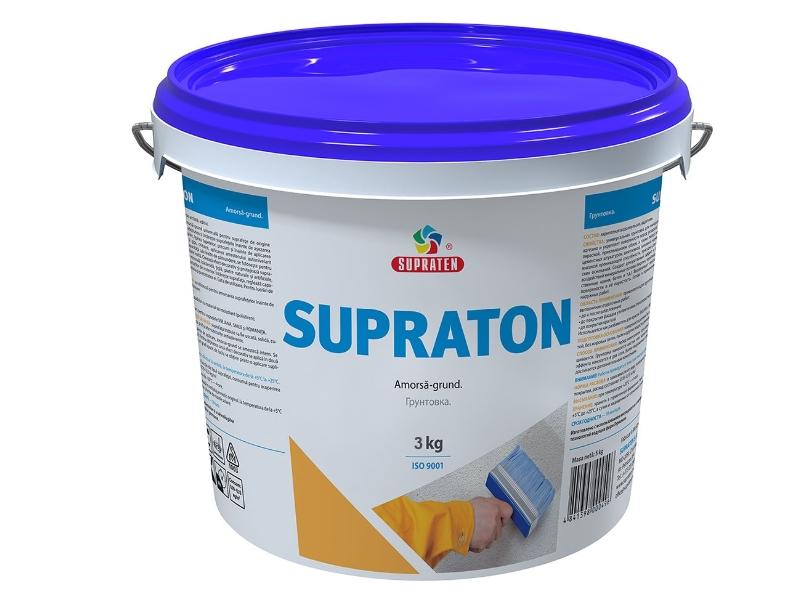 Amorsa grund Supraton 3 kg